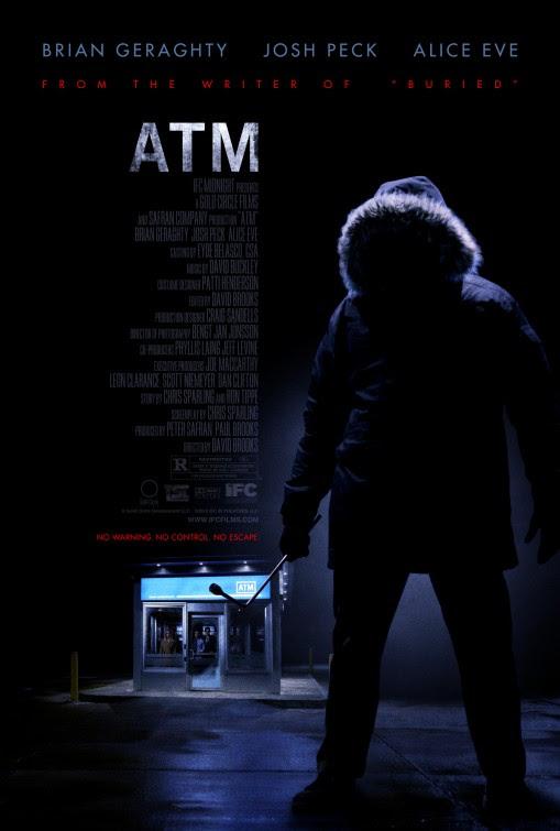 Risultati immagini per atm movie poster