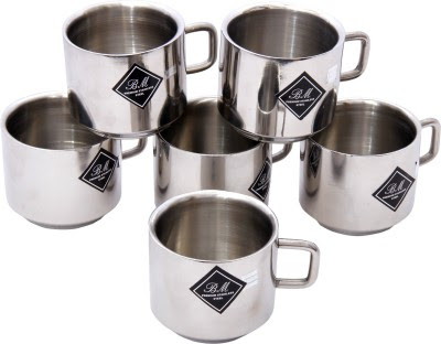 BM Decent Stainless Steel Mug for just Rs. 549 @  | Best Promo code, Coupons and Discount Deals of the Day - April 2015