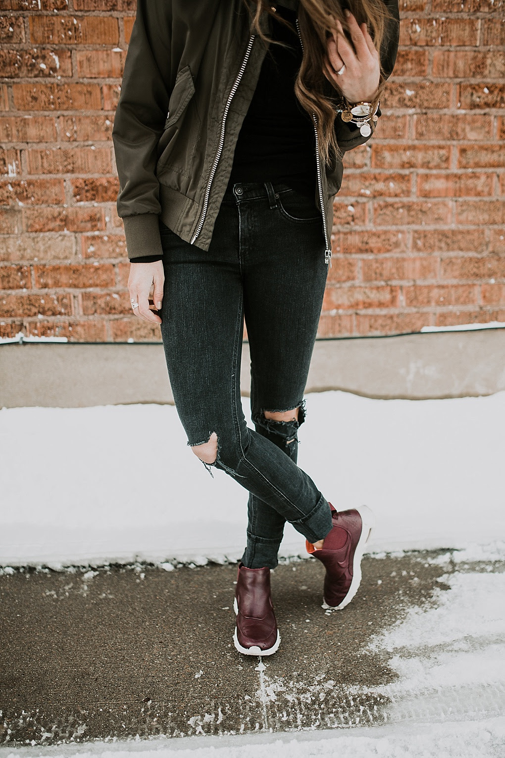 How to Wear Black Jeans Through Spring  Dani Marie Blog