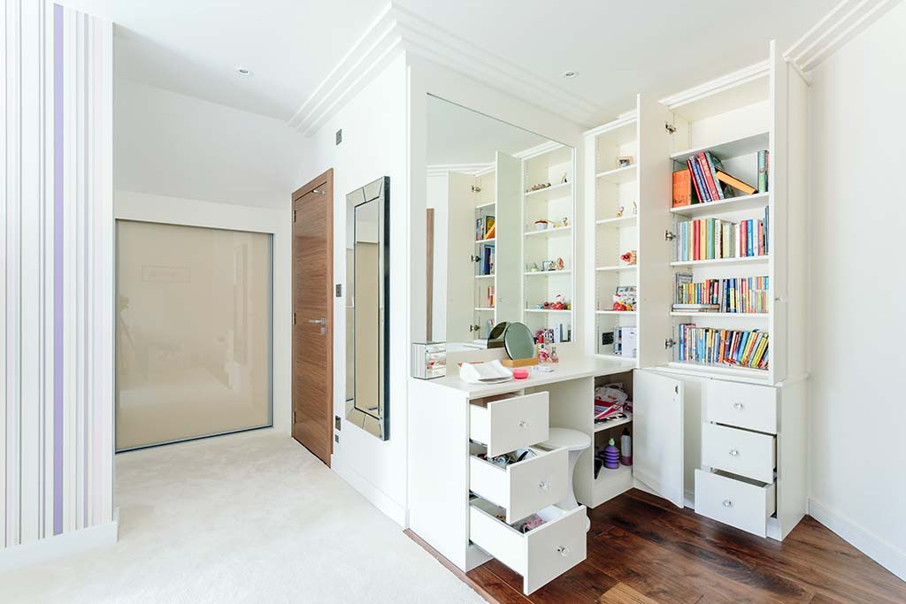 Fitted children's bedroom furniture - Custom World Bedrooms