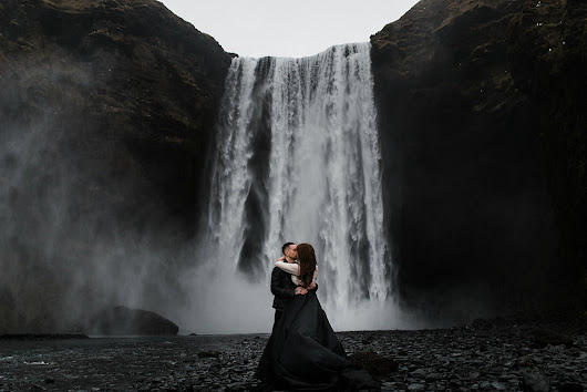 Linsey & Andrew - Iceland Elopement Photography