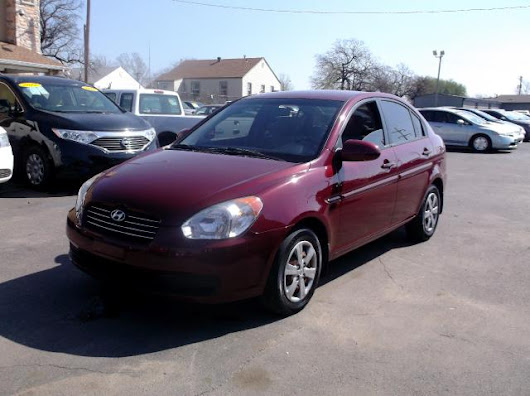 Used 2008 Hyundai Accent for Sale in Bethany OK 73008 Import Motors