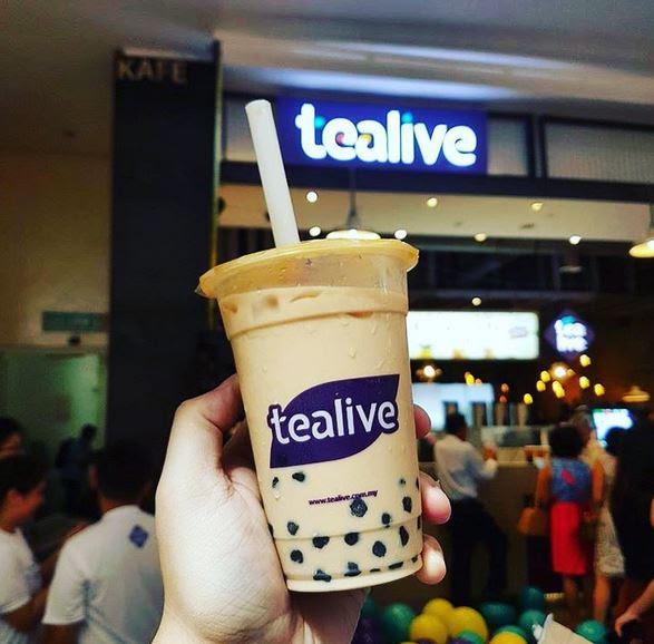 Image result for tealive
