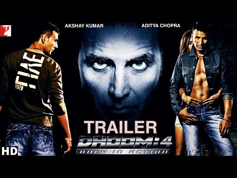 Dhoom 4 Movie Trailer