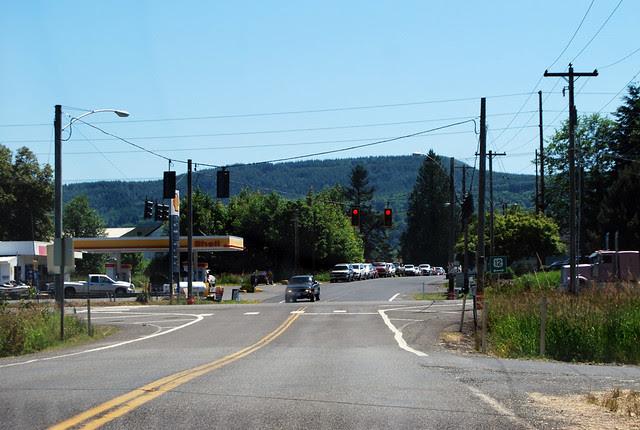SR 122 @ US 12 eastward