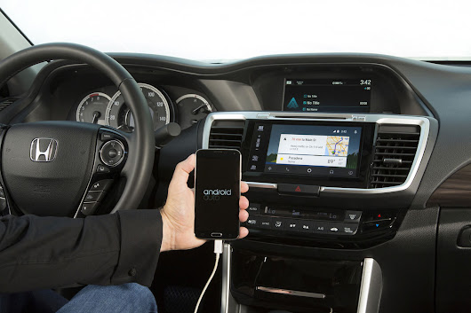 Honda Puts Android Auto in New 2016 Accord | Droid Life