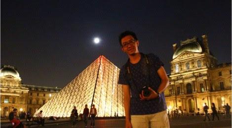 Kisah Mahasiswa Politeknik mendapat beasiswa ke Prancis ...