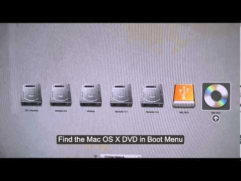 Criar Boot do IOS X no Pendrive Através do Windows com TransMac