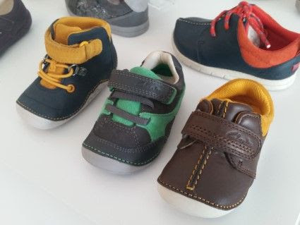 Clarks Shoes Kids Fall 2015 Collection
