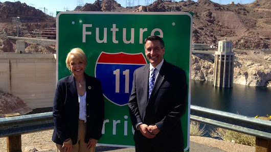 Proposed Interstate 11 has support of land owners, developers (naturally) - Phoenix Business Journal