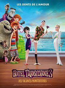Hotel Transylvanie 3 Des Vacances Monstrueuses Film 2018 Allociné
