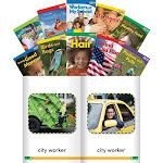 Shell Education SEP24703 Time for Kids Grade K 30 Book Set