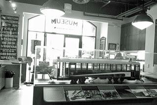 San Francisco Railway Museum - Trolley