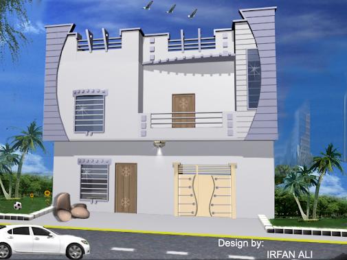 Marla House Front Elevation In Pakistan Joy Studio Design Gallery ...
