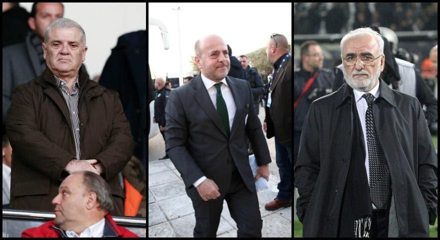 Τελεσίγραφο-βόμβα ΠΑΟ, ΑΕΚ, ΠΑΟΚ: «Δεν κατεβαίνουμε, δεν ξεκινάει το πρωτάθλημα»!