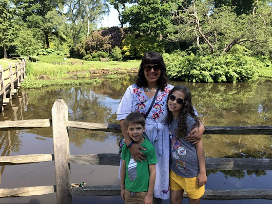 Summer Strolls at The Savill Garden - Californian Mum in London