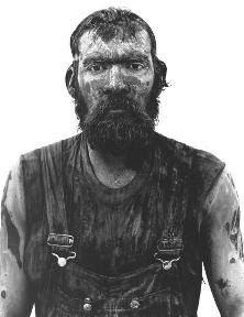 Red Owens, oil field worker — Velma, Oklahoma - December 6, 1980