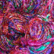 Recycled Sari Silk – Chunky weight – Multicolour – 100g