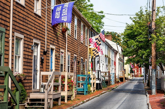 14 Ways to Have Fun in Charming Annapolis, Maryland