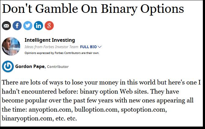 line online reich werden 2021 binäre option forbes