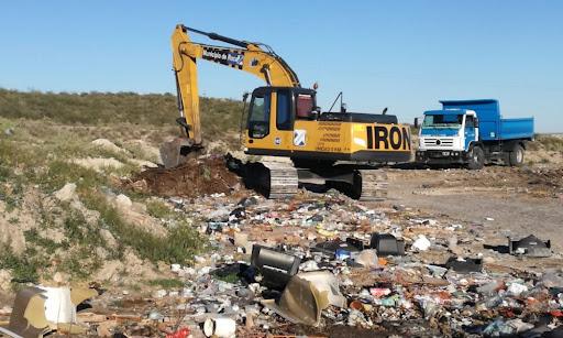 Durante el 2020, el Municipio retiró 740 toneladas de residuos de basurales clandestinos