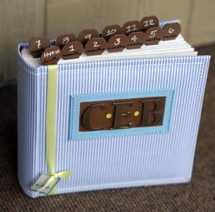 Baby Boy Gift Photo Album Asteedslife