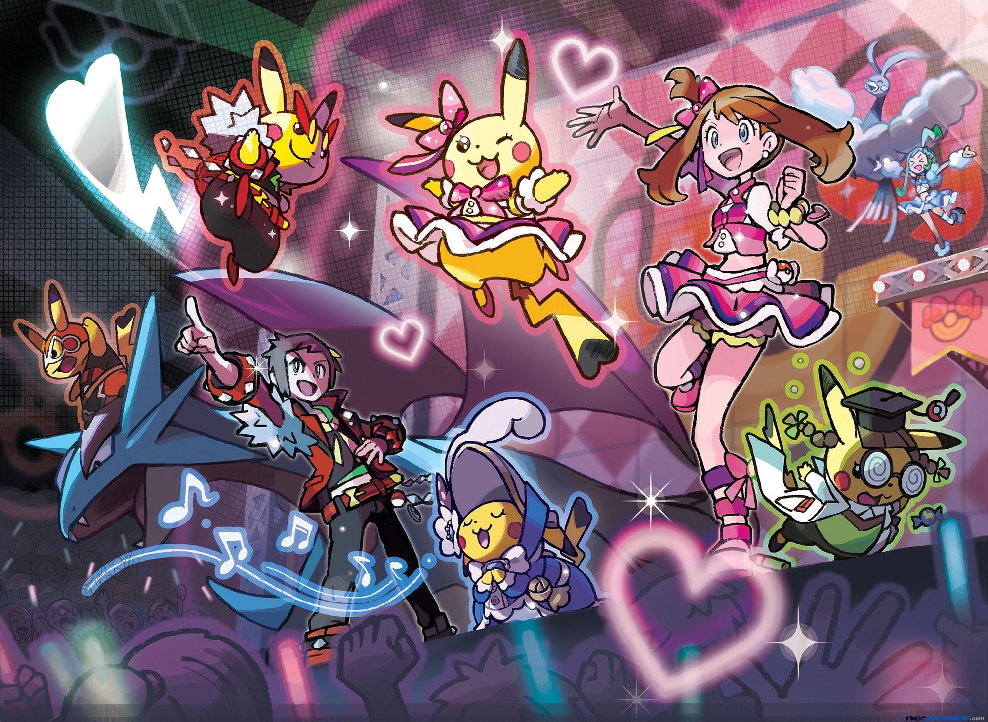 Alpha Omega Mega Pokemon Ruby Sapphire
