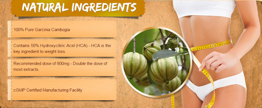 Garcinia Cambogia Extract - Fruit for Weight-Loss