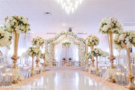 Indian wedding ceremony floral & decor   Photo 71884