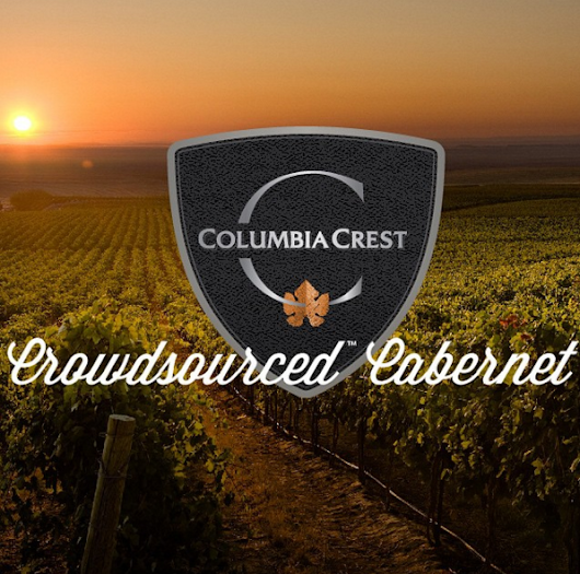 Once again it is WINE TIME with Columbia Crest!