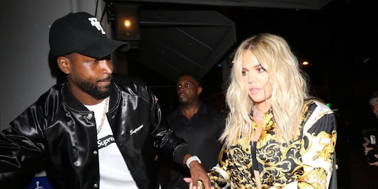 Tristan Thompson and Khloé Kardashian Go Hard on PDA to Kill New Cheating Rumors