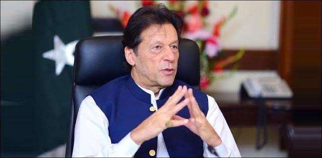 وزیراعظم عمران خان کی پشاور کے مدرسے میں دھماکے کی شدید مذمت