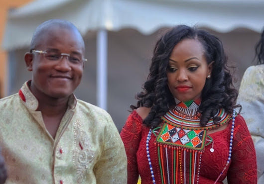 After Spending Millions For His Pre-Wedding, Jared Otieno Brings Meru To A Stand Still (Photos)