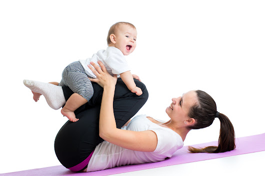 Got Baby. Get Fit! Moms in Motion Post Natal Boot Camp.