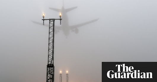 Luton tops list of UK's worst airports for flight delays | UK news | The Guardian