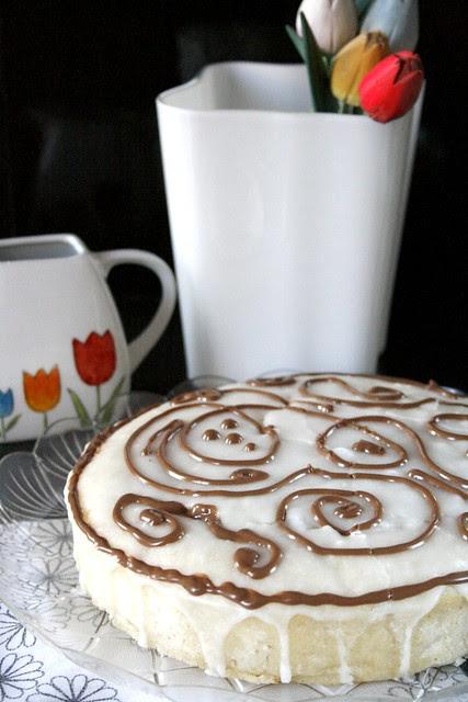 cake lemon cocco