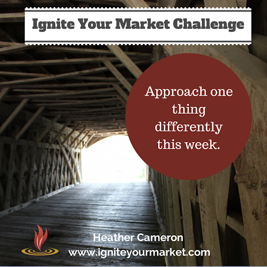 Ignite Your Market Challenge: Approach