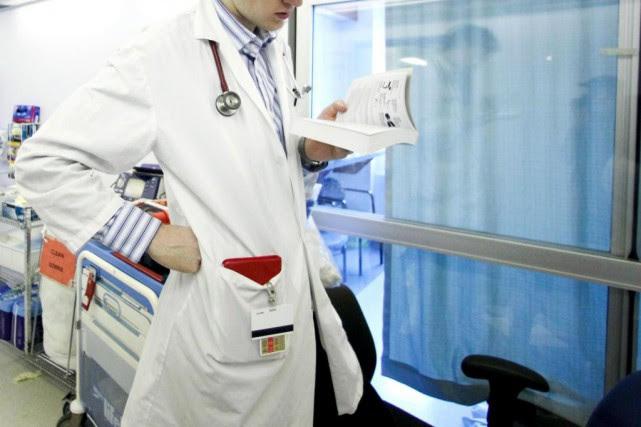 Bien que le système de santé québécois figure parmi les meilleurs au monde, des... (Archives La Presse, Martin Chamberland)