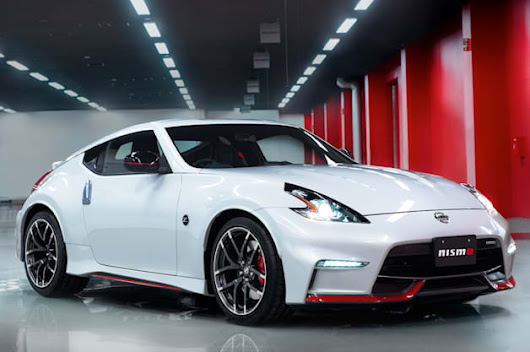 Nissan reveals updated 2015 370Z Nismo among the faithful