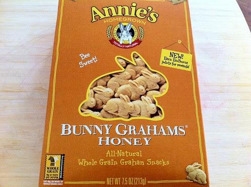 Organic Honey Grahams