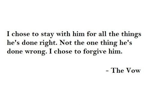 The Vow Quote Quote Number 544750 Picture Quotes