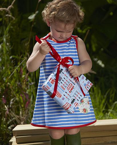 Piccalilly Organic Cotton Reversible Dresses
