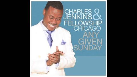 You Deserve All The Praise Charles Jenkins Lyrics