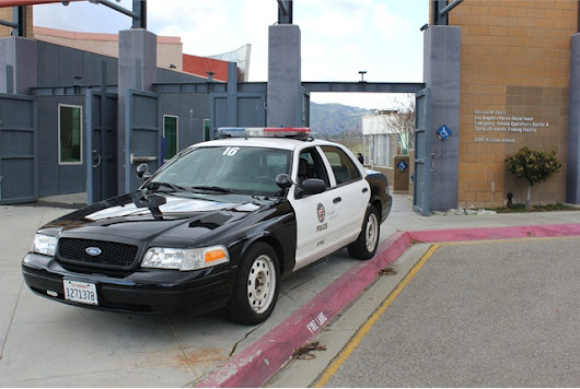 LAPD Begins Tracking Officer Driving