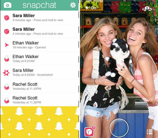 Snapchat to Avoid Future Hacking With the Updated New Version