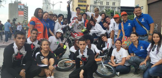 Se inicia celebración del Mes de la Juventud, con viernes de integración