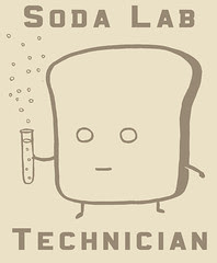 Soda Lab Technician shirt design