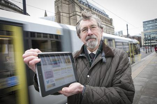 Free wi-fi rolled out on Metrolink trams