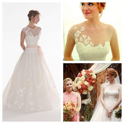 April's wedding dress (Grey's Anatomy) I love the top