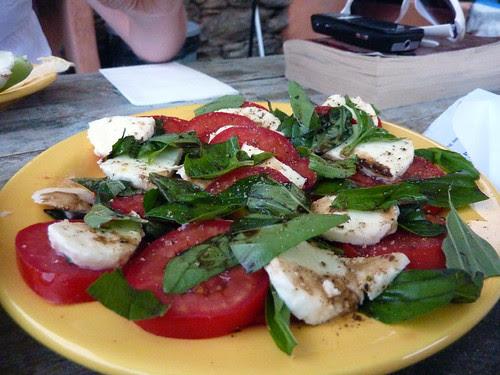 Tomato mozzarela salad 2